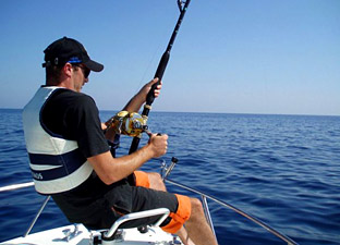 Big Game Fishing - Jezera - Otok Murter
