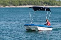 Rent a Boat - Brod Kepol - Yamaha 5 ks - Murter - Otok Murter