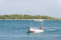 Rent a Boat - Brod Pasara - Yamaha 5 ks - Murter - Otok Murter