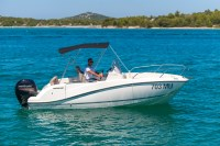 Rent a Boat - Brod Quicksilver Active 605 - Mercury 150 ks - Murter - Otok Murter