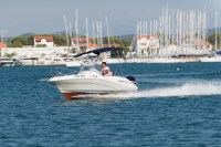 Rent a Boat - Brod QuickSilver Commander - Mercury 115 ks - Murter - Otok Murter